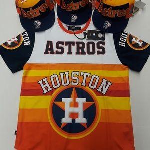 Retro Astros Font